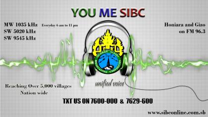 SIBC logo. Photo credit: SIBC.