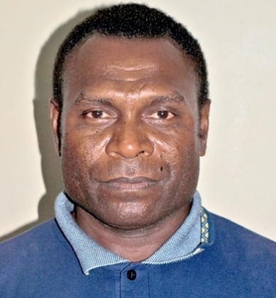 The Minister for Rural Development and Indigenous Affairs, Lionel Alex. Photo credit: Parliament.