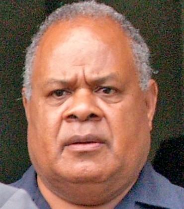 Member of Parliament for Temotu Pele, Hon. Martin Teddy Maga. Photo credit: Parliament.