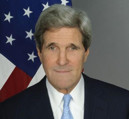 John Kerry second Secretary of State Portrait. Photo credit: Wikipedia.
