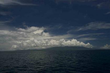 Ocean near Gizo. Photo credit: Kuna Yacht blog spot.
