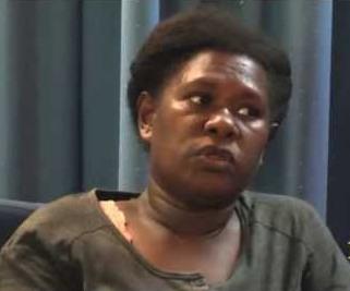 President of SINCW Ella Kauhue. Photo credit: IWDA.