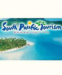 South Pacific Tourism Organisation logo. Photo credit: SPTO.