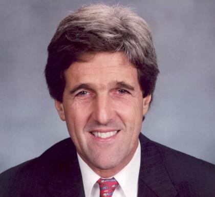 US Secretary of State John Kerry. Photo credit: Wikipedia.