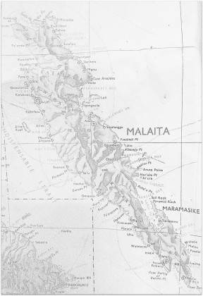 A map of the province. Photo credit: SIBC.