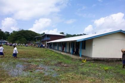 Pawa school in Makira Ulawa. Photo credit: One World Map.
