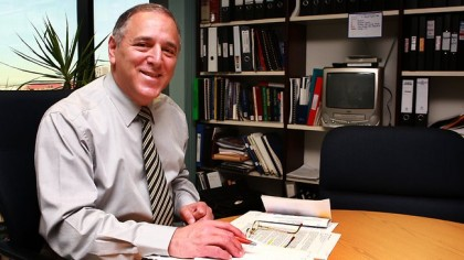 Former High Court Judge Justice Stephen Pallaras. Photo credit: www.adelaidenow.com.au