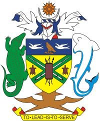 Official Court of Arms. Photo credit: Solomon Islands Government.