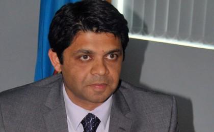 Aiyaz Sayed-Khaiyum. Photo credit: Fijilive.com