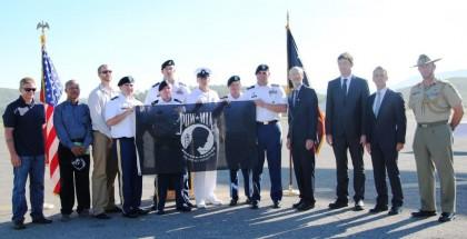 JPAC Group Photo with Amb. Photo credit: US Embassy PNG.