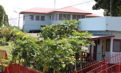 The Prime Minister's residential house at Vavaya Ridge in Honiara. Photo credit: biukili.blogspot.com