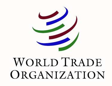 World Trade Organization logo. Photo credit: www.dineshbakshi.com