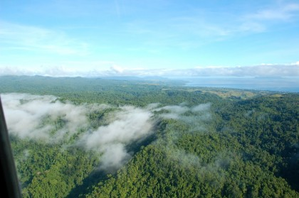 Ariel view over North Guadalcanal. Photo credit: www.panoramio.com
