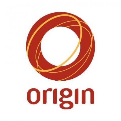 Origin Energy logo. Photo credit: topnews.net.nz