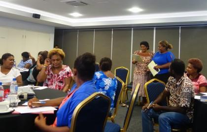 Participants at the workshop. Photo credit: SIBC.