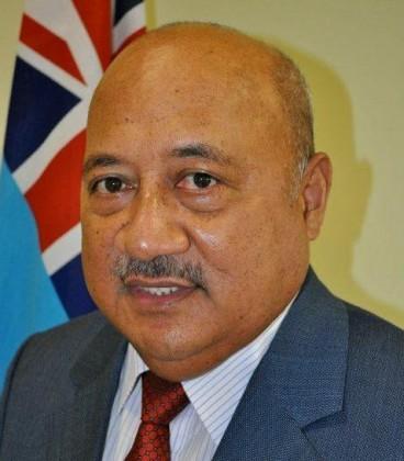 Fiji's Minister for Foreign Affairs & International Cooperation Ratu Inoke Kubuabola. Photo credit: dprkorea.org.nz