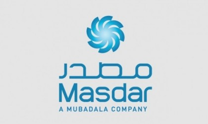 The Masdar Company logo. Photo credit: masdar.ae