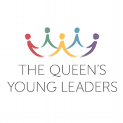 The Queen's Young Leaders logo. Photo credit: Twitter.com