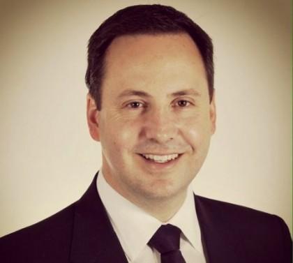 Australian Parliamentary Secretary for Foreign Affairs, Trade and Investment, Hon. Steven Ciobo. Photo credit: LinkedIn.