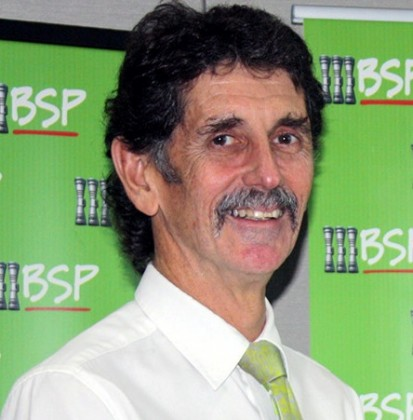 BSP Chief Executive Office Robin Fleming. Photo credit: skerah.com