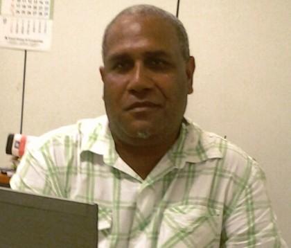 FSII President Benjamin Afuga. Photo credit: FSII.