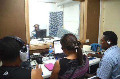 SITAG staff at work. Photo credit: SITAG.
