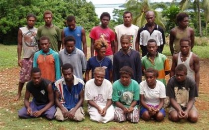 Students at a vocational school in Solomon Islands. Photo credit: www.indigofoundation.org