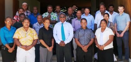 The National trade Development Council. Photo credit: GCU.