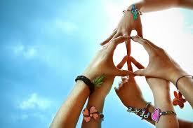 A sign of peacebuilding. Photo credit: africadevelopmenttalk.com
