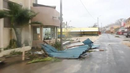 Aftermath of Cyclone Pam in Port Vila, Vanuatu. Photo credit: www.dailymail.co.uk