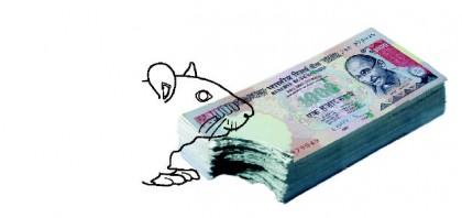 Corruption. Photo credit: www.frontline.in