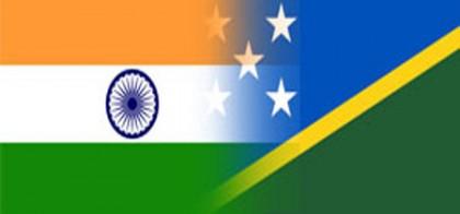 India to Solomon Islands. Photo credit: www.babushahi.com