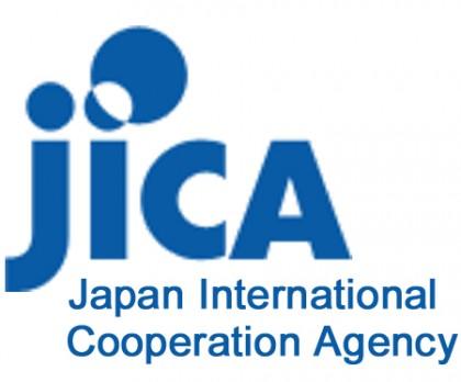 JICA logo. Photo credit: JICA.