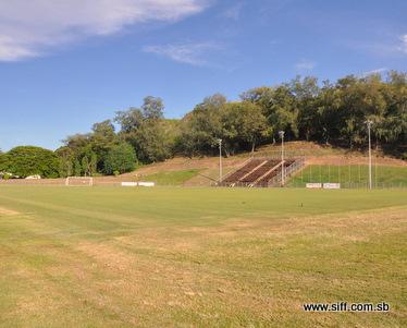 The Lawson Tama stadium in Honiara. Photo credit: SIFF.