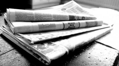 Newspapers. Photo credit: memeburn.com
