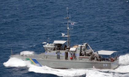 The RSIPF vessel Lata. Photo credit: www.defenseindustrydaily.com