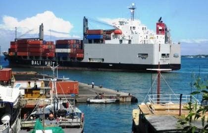 The Solomon Islands Ports Authority in Honiara. Photo credit: http://www.sipa.com.sb