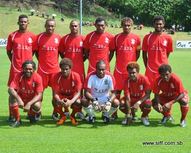 The Solomon Warriors. Photo credit: SIFF.