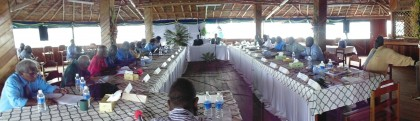 The Western Provincial Assembly meeting. Photo credit: SIBC.