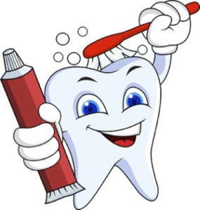 Tooth brushing is a dental health practice. Photo credit: www.drueckert.com