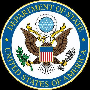 US State Department logo. Photo credit: www.encyclopedia.com