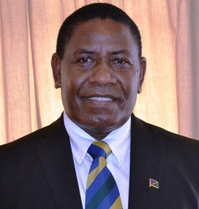 Hon Ishmael Mali Avui, Minister for Justice and Legal Affairs. Photo credit: GCU.