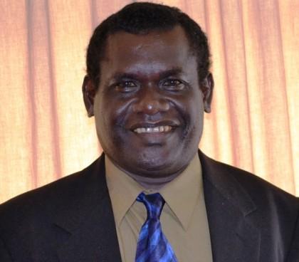Hon. John Dean Kuku, Minister of Public Service. Photo credit: GCU.