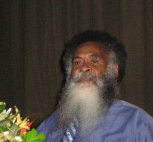 MPA Michael Maeliau. Photo credit: Solomon Times online.