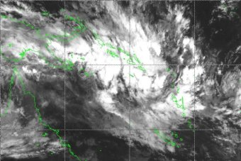A cyclone watch for Solomon Islands. Photo credit: ABC.
