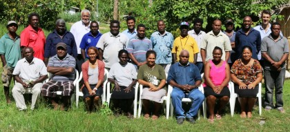 A group photo of the participants. Photo credit: SIEC.