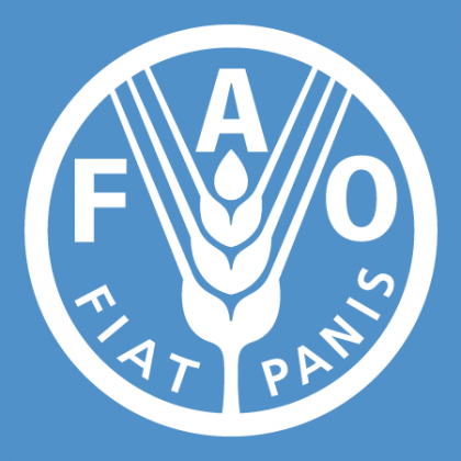 FAO logo. Photo credit: Twitter.com