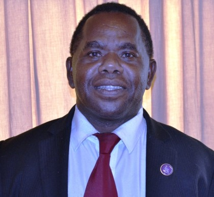 Honourable Commins Aston Mewa, Minister for Communication and Aviation and MP for Temotu Pele. Photo credit: GCU.