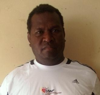 President of the National Olympic Committee of Solomon Islands Martin Rara. Photo credit: www.foxsportspulse.com