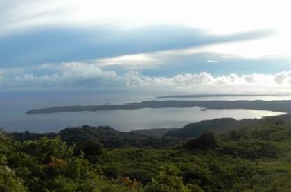 Overlooking Suafa Bay. Photo credit: wikieducator.org